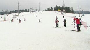 Śniegu coraz mniej. Turystów ubywa, a ferie trwają