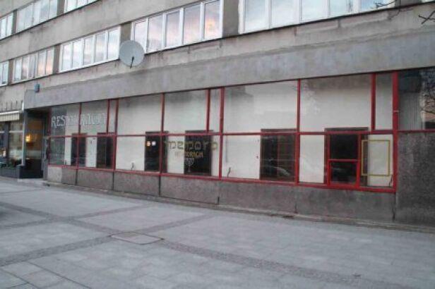 Lokal przy placu Grzybowskim