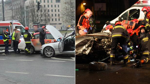 Policja podsumowała weekend tvnwarszawa.pl