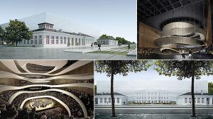 Jest projekt Sinfonii Varsovii: ażurowa rama zamiast wiszącego muru