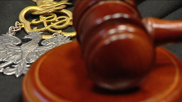 Wyrok sądu (zdjęcie ilustracyjne) archiwum TVN24