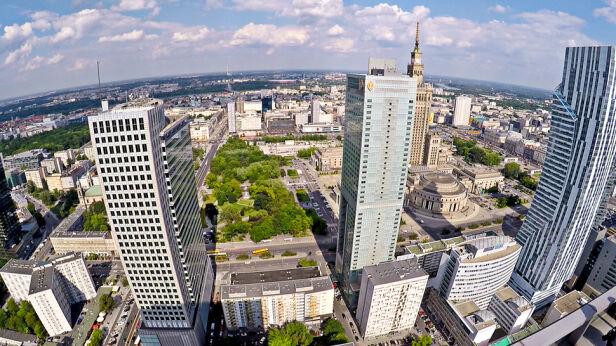 Sprawa dekretu Bieruta obejmuje sporą część Warszawy tvnwarszawa.pl