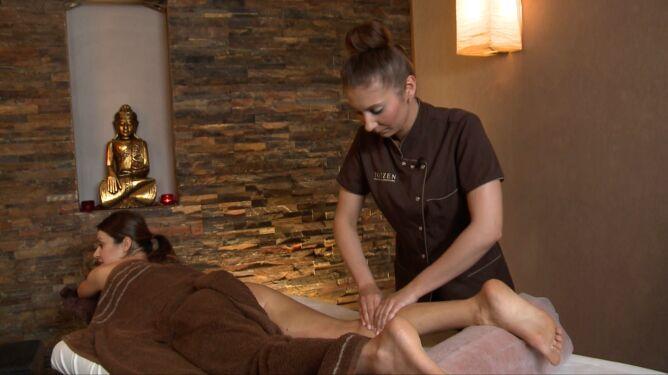 """""""Bardzo delikatny masaż, przynoszący bardzo dobre efekty"""""""