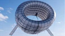 Latająca tuba z wiatrakiem w środku zrewolucjonizuje energetykę?