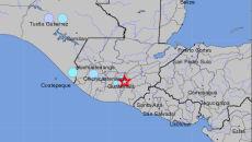 Gwatemala się zatrzęsła
